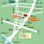 セレモニー会館 地図